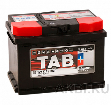 Tab Magic 62R (600A 242x175x175) 189063 56249