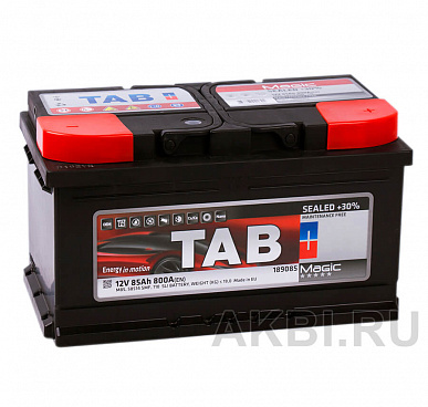 Tab Magic 85R (800A 315x175x175) 189085 58514